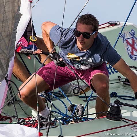 2015 ISAF Youth Match Racing World Championship
