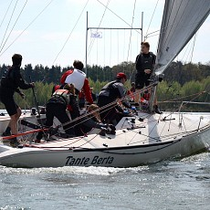 Szczecin Match Race Team 11 & Team 12