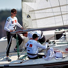Swinoujscie Match Race Zawodnicy - HRM Racing Youth